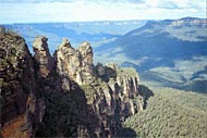 Blue Mountains, Nouvelle Galles du Sud - Australie