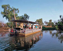 Yellow Water Cruises, Kakadu, Australie