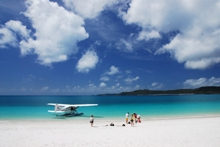 Whiteheaven Beach, Queensland, Australie
