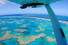 Air Whitsunday, Queensland, Australie