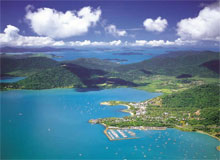 Airlie Beach, Queensland, Australie