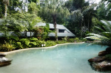 Ferntree Rainforest Lodge, Queensland, Australie