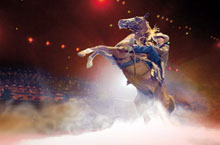 Outback Spectacular, Gold Coast, Queensland, Australie