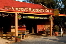 Blunstone Blacksmith Shop, Flinders Ranges