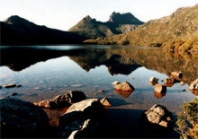 Cradle Mountain, Queensland, Australie